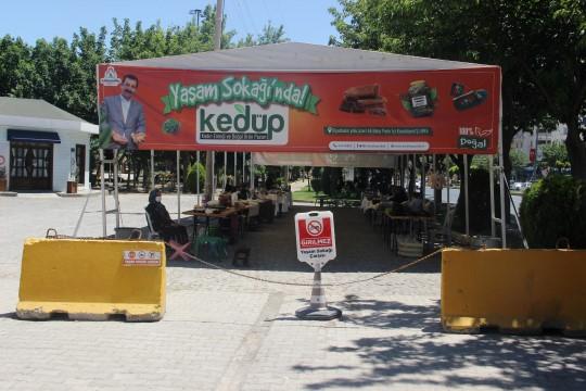 Şanlıurfa'da kadın emeği pazarı yeniden açıldı ( Video Haber )