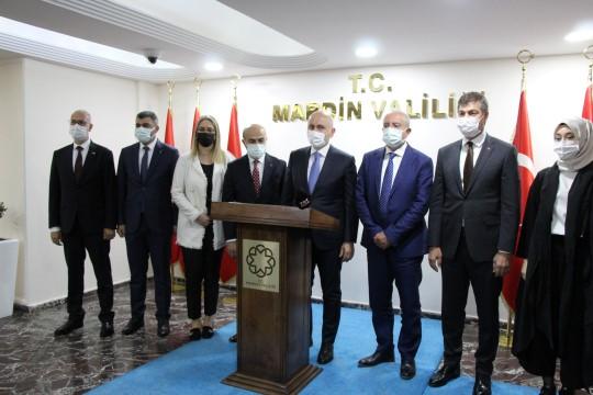 Altyapı Bakanı Karaismailoğlu: