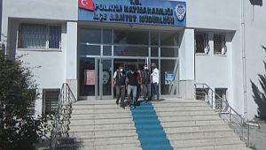 Dolandırıcılar Türk polisinden kaçamadı: 10 gözaltı ( Video Haber )