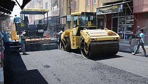 Haliliye belediyesi asfalt çalışmalarını kararlılıkla sürdürüyor ( Video Haber )