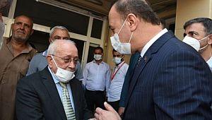 Avcı ailesi Tedavi gördüğü hastanedeki servisi 1,5 milyon lira harcayarak ihya etti.