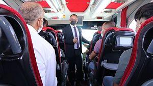 Diyarbakır'da uygulama noktalarına aşılama standı kuruldu