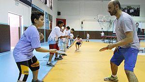 Haliliye'de masa tenisi kursuna çocuklardan yoğun ilgi ( Video Haber )