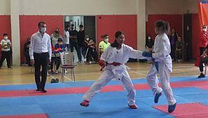Karate müsabakaları tamamlandı