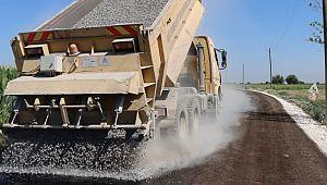 Suruç kırsalında asfaltsız yol kalmayacak ( Video Haber )