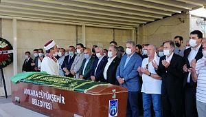 Yüksel Cevheri Ankara'da toprağa verildi.