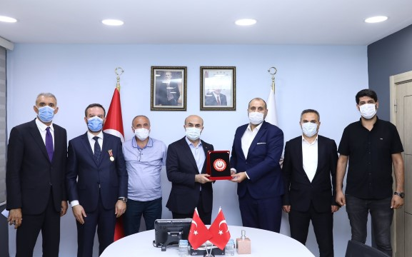 'Bir Hilal Uğruna' projesi Mardin'den start aldı