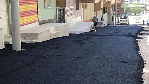 Haliliye belediyesinden devteyşti mahallesinde asfalt çalışması ( Video Haber )