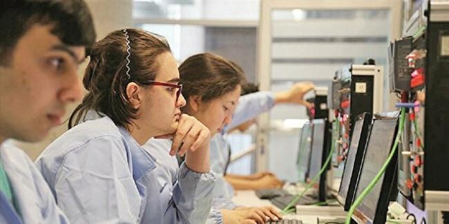 Meslek liselerinden ekonomiye 8 ayda 300 milyon lira katkı