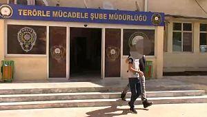 PKK'nın talimatıyla araçları kundaklayan terörist yakalandı ( Video Haber )