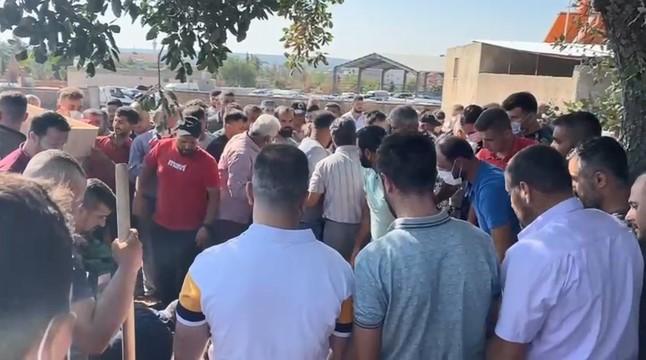 Saç ektirirken hayatını kaybeden gurbetçi Şanlıurfa'da defnedildi ( Video Haber )