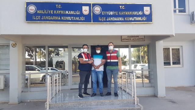 Şanlıurfa'da cinayet zanlısı Jasat'tan kaçamadı ( Video Haber )