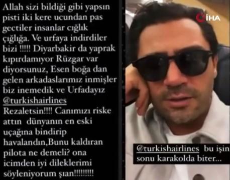 Şarkıcı Yaşar İpek THY'ye isyan etti ( Vİdeo Haber )