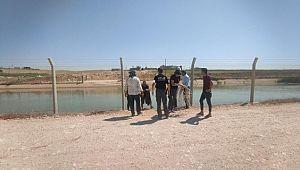 Sulama kanalına düşerek kaybolan Taha'nın cesedine ulaşıldı ( Video Haber )