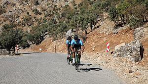 Cendere Köprüsü'nden Nemrut Dağı'na bisikletli tırmanış