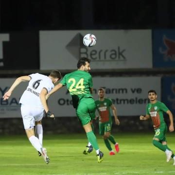 Diyarbakır takımlarının hüzün gecesi