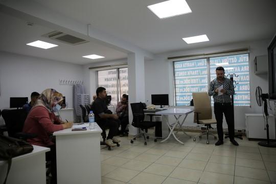 Haliliye'den engellilere yönelik e-kpss kursu