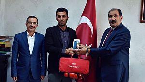 """""""İyi Dersler Şoför Amca"""" projesi fotoğraf yarışmasında Erzincan'a ikincilik ödülü"""