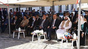 Kuveytli Hayırseverlerin İnşa Ettiği Üç Okul Daha Açıldı