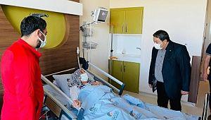 Milletvekili Fendoğlu'ndan Karaciğer Nakil Enstitüsü'ne övgüler