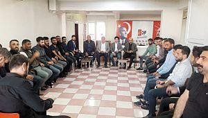 Şanlıurfa'da Çok Sayıda Genç CHP'ye Katılım Sağladı