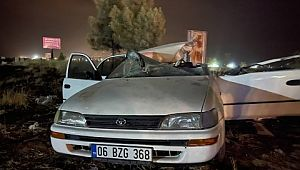 Şanlıurfa'da feci kaza: 2 ölü, 7 yaralı ( Video Haber )