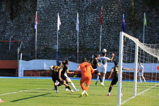 TFF 2. Lig Zonguldak Kömürspor: 2 - Şanlıurfaspor: 4