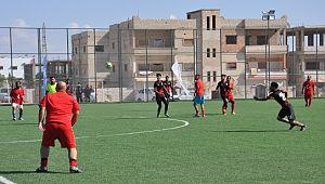 Türkiye'den Resulayn'da dev spor tesisi ( Video Haber )
