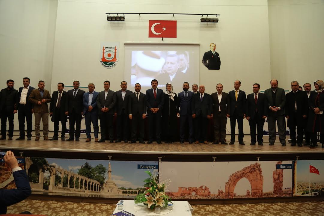 Eyyübiye Belediyesinden ''Yeni anayasa ve Cumhurbaşkanlığı sitemi'' paneli