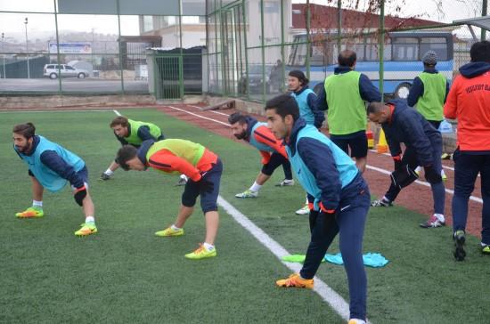 Yeşilyurt Belediyespor, Karaköprü Belediyespor maçı için kenetlendi