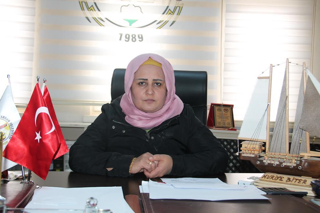 AK Parti Haran İlçe Kadın Kolları'nın başarısı tescillendi