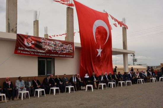 Viranşehir'da Aile sağlığı Merkezi açıldı
