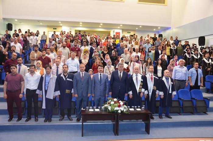 Bilgisayar Mühendisliğinde mezuniyet töreni