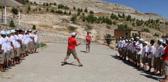 Başarılı öğrencilere Büyükşehir'den yaz gençlik kampı