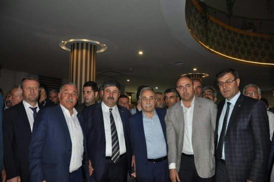 Eyyüpoğlu; Bakan Fakıbaba'ya güvenimiz tam