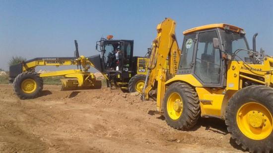 Harran'a 60 bin metrekarelik mesire alanı