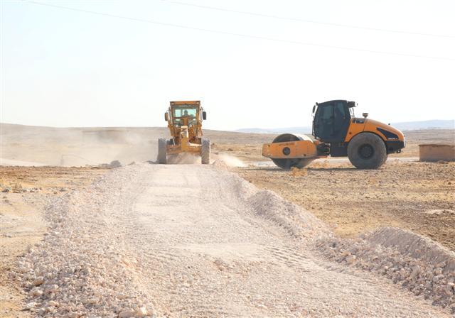 Haliliye Belediyesinin yol atağı kırsalda devam ediyor