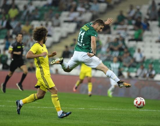 Bursaspor: 4 - Tarsus İdman Yurdu: 0