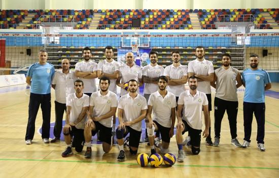 Haliliye Voleybol takımı, yeni sezon hazırlıklarını sürdürüyor