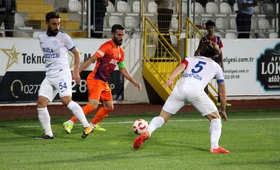 AFJET Afyonspor: 3 - Tuzlaspor: 0