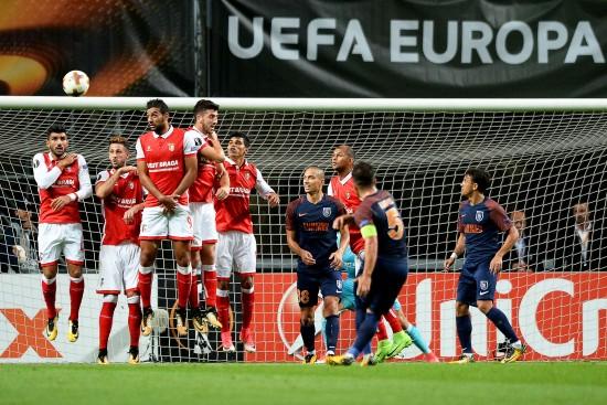 Braga: 2 - M. Başakşehir: 1