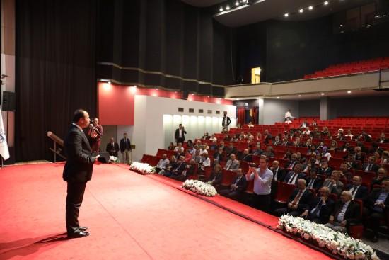 Şanlıurfa Büyükşehir Belediyesi ''kültür'' ödülüne layık görüldü