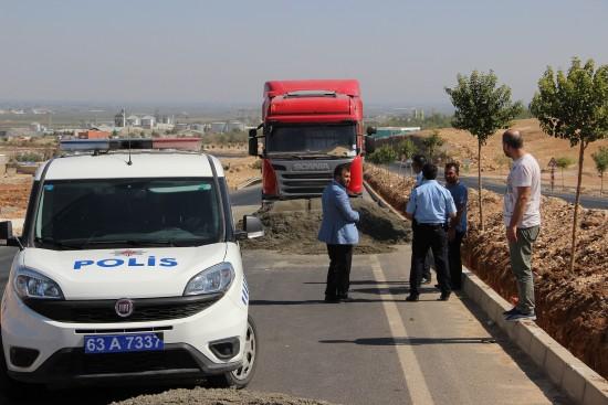 Şanlıurfa'da trafik kazası:1 yaralı