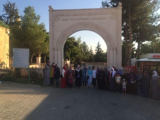 Haliliye Belediyesinden kadınlara kültür gezisi