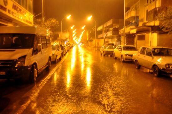 Yağmur duasına çıkılan Akçakale'de gece boyunca rahmet yağdı