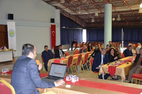 Harran Üniversitesinde sanal gerçeklik çalıştayı yapıldı