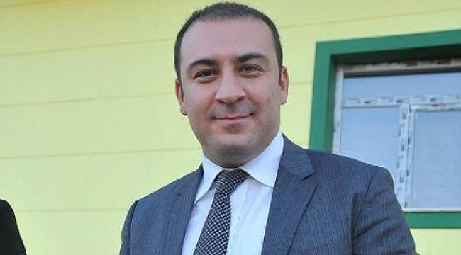 Güneş AK Parti'den aday adayı oldu.