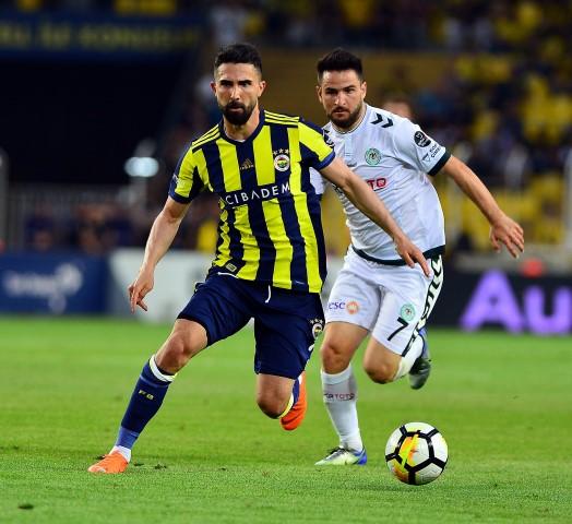 Fenerbahçe: 3 - Atiker Konyaspor: 2
