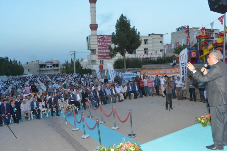 Bakan Fakıbaba: Şanlıurfa yatırımlarla şaha kalkıyor