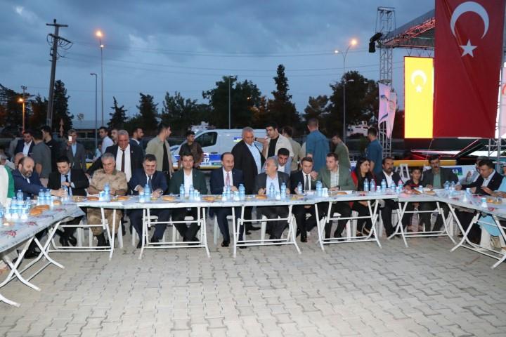 Viranşehir'de ramazan bereketi